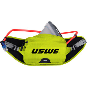 USWE Prime Zulo 2 Hydration Belt, crazy yellow